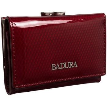 Taschen Damen Portemonnaie Badura 95620 Dunkelrot