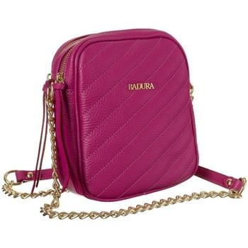 Taschen Damen Handtasche Badura 108460 Rosa