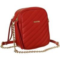 Taschen Damen Handtasche Badura 108470 Rot