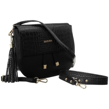 Taschen Damen Handtasche Badura TD114CZCD Schwarz