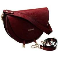 Taschen Damen Handtasche Badura 109740 Rot