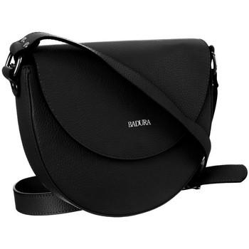 Taschen Damen Handtasche Badura TD219CZCD Schwarz