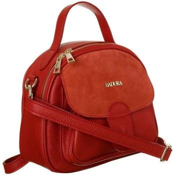 Taschen Damen Handtasche Badura TD212CRCD Rot