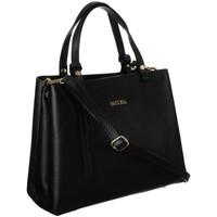 Taschen Damen Handtasche Badura 107760 Schwarz