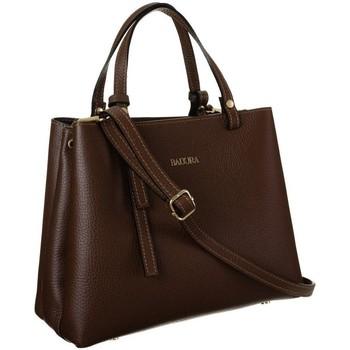 Taschen Damen Handtasche Badura TD211BRCD Braun