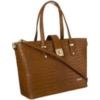 Taschen Damen Handtasche Badura 108970 Braun