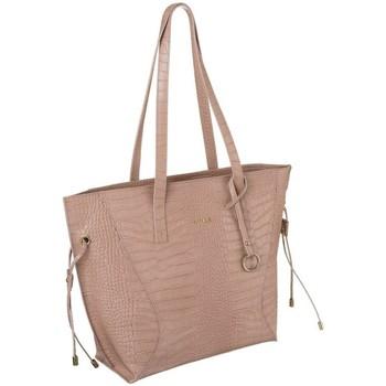 Taschen Damen Handtasche Badura 109210 Rosa