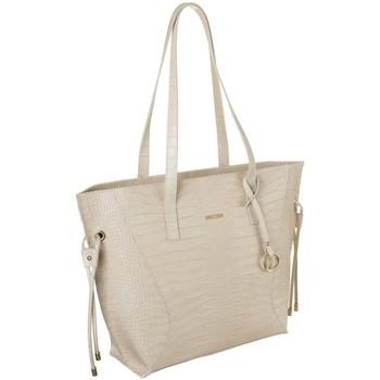 Taschen Damen Handtasche Badura 109020 Creme