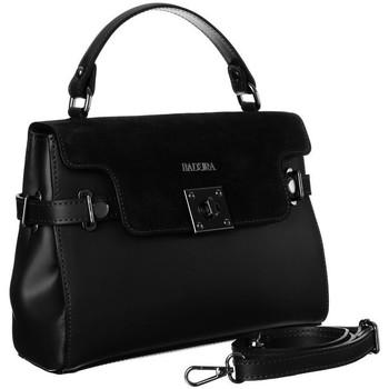 Taschen Damen Handtasche Badura TD208CZCE Schwarz