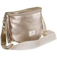Taschen Damen Handtasche Badura 114760 Golden