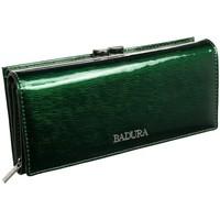 Taschen Damen Portemonnaie Badura 95910 Grün