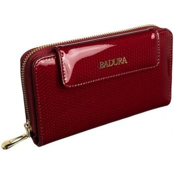 Taschen Damen Portemonnaie Badura 95720 Dunkelrot