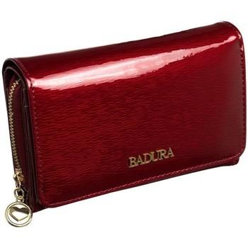 Taschen Damen Portemonnaie Badura 95760 Dunkelrot
