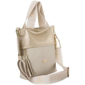 Taschen Damen Handtasche Badura 122150 Golden