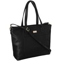 Taschen Damen Handtasche Badura 116520 Schwarz