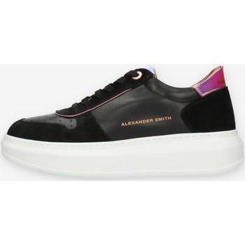 Schuhe Damen Sneaker Low Alexander Smith L116711 Schwarz