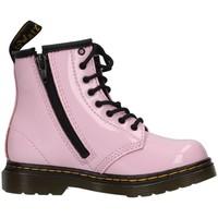 Schuhe Mädchen Low Boots Dr Martens 1460T Rose