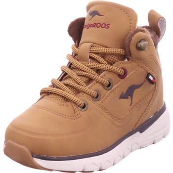 Schuhe Jungen Stiefel Kangaroos K-TS Fondo RTX tan 3015