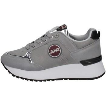 Schuhe Damen Sneaker Low Colmar TRAVIS PUNK SILBER