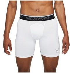 Unterwäsche Herren Boxershorts Nike Pro Drifit Weiß