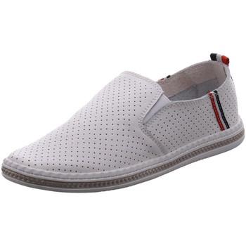 Schuhe Damen Slipper Scandi Slipper 220-8055-L1 weiß