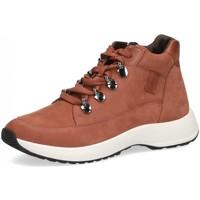 Schuhe Damen Stiefel Caprice Stiefeletten Woms Boots 9-9-25205-27/356 braun