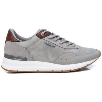 Schuhe Herren Sneaker Low Refresh ZAPATO DE HOMBRE  078981 gris