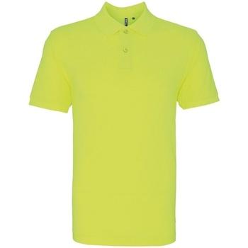 Kleidung Herren Polohemden Asquith & Fox AQ010 Neongelb