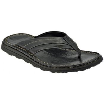 Schuhe Herren Zehensandalen Clarks Roger flip flop zehentrenner