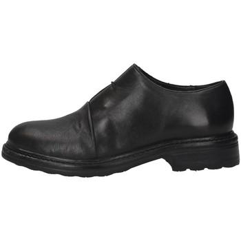 Schuhe Damen Richelieu Pregunta CIA529BC 001 French shoes Frau Schwarz