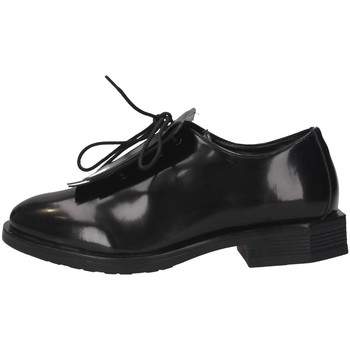 Schuhe Damen Richelieu Pregunta CIA9545PB 001 French shoes Frau Schwarz