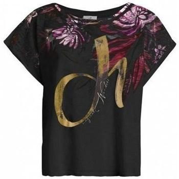 Kleidung Damen T-Shirts Deha D4312210009 Schwarz