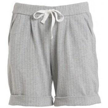 Kleidung Damen Shorts / Bermudas Deha Hype Grau