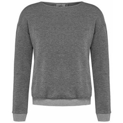 Kleidung Damen Sweatshirts Deha D13304 Grau