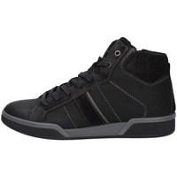 Schuhe Herren Sneaker High Imac 802880 Schwarz