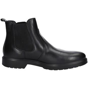 Schuhe Herren Boots Imac 800480 Schwarz
