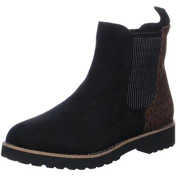 Schuhe Damen Stiefel La Strada Stiefeletten 2003206 2003206 1825 schwarz