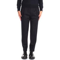 Kleidung Herren Anzughosen Incotex ZR541Z 1721T Blau