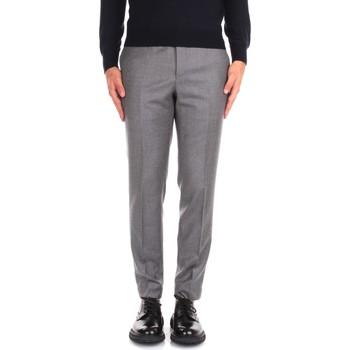 Kleidung Herren Anzughosen Incotex ZR851Z 1645T Grau