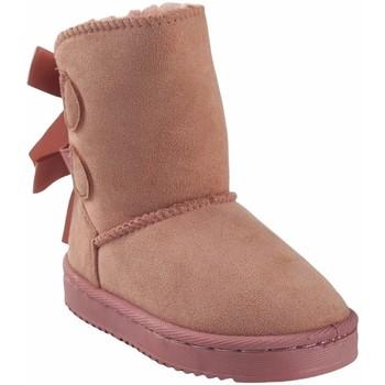 Schuhe Mädchen Low Boots Bubble Bobble Botín niña  a3540 rosa Rose