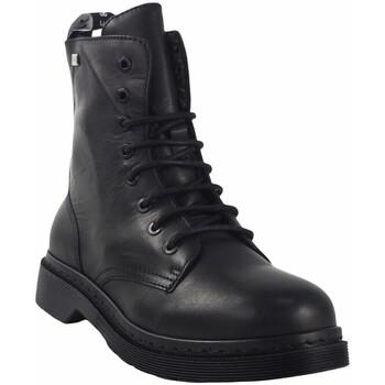 Schuhe Damen Boots Musse & Cloud Botín señora  efany negro Schwarz
