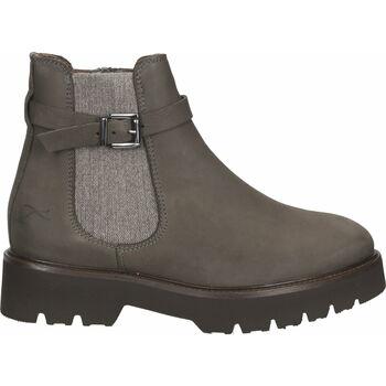Schuhe Damen Boots Brax Stiefelette Stone
