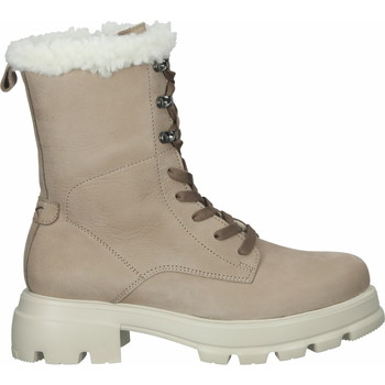Schuhe Damen Schneestiefel Brax Stiefelette Ivory