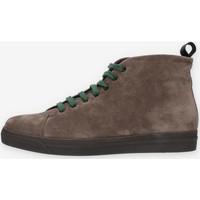 Schuhe Herren Boots Frau 26A5 Grau