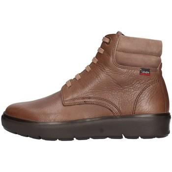 Schuhe Herren Boots CallagHan 45508 amphibie Mann Braun