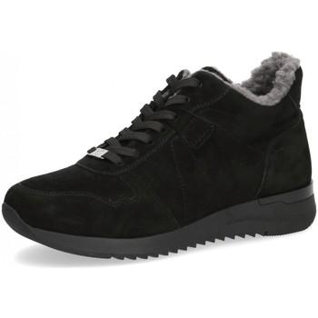 Schuhe Damen Derby-Schuhe & Richelieu Caprice Schnuerschuhe Woms Boots 9-9-26200-27/004 schwarz