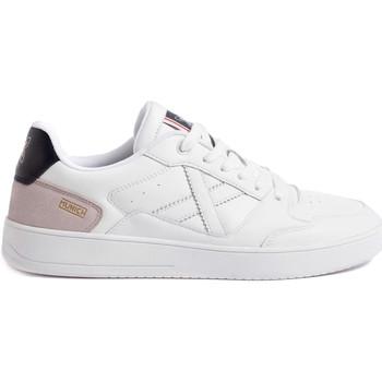 Schuhe Herren Sneaker Low Munich 8908001 Weiß