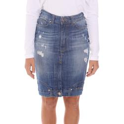 Kleidung Damen Röcke Y Not? Y17AI117 Blau