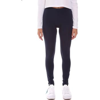 Kleidung Damen Leggings Key Up 55LI22 0001 Blau