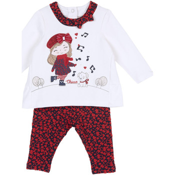 Kleidung Mädchen Kleider & Outfits Chicco 09007409000000 Rot
